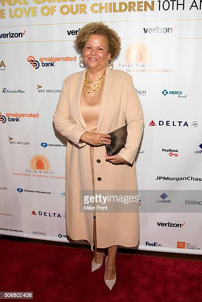Chairman and Chief Executive Officer of BET Debra Lee attends the 2016 National CARES Mentoring Movement 'For the Love Of Our Children' Gala at 583...