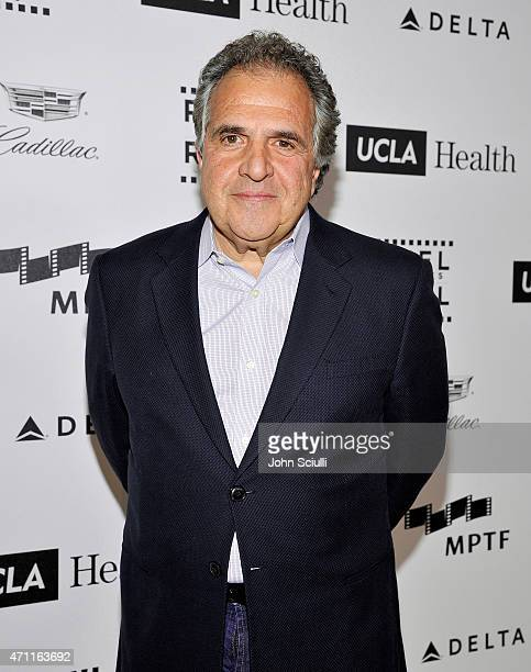 Chairman and Chief Executive Officer of Fox Filmed Entertainment Jim Gianopulos attends the 4th Annual Reel Stories Real Lives benefiting the Motion...
