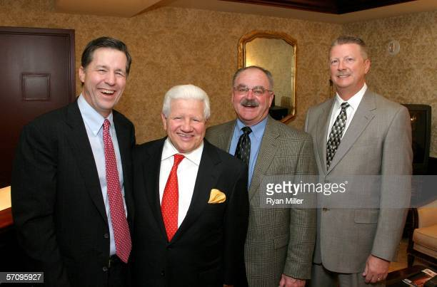 Chairman CEO and President of AMC Entertainment Inc Peter Brown Cinemark USA Inc CEO Lee Roy Mitchell President of Buena Vista Pictures Distribution...