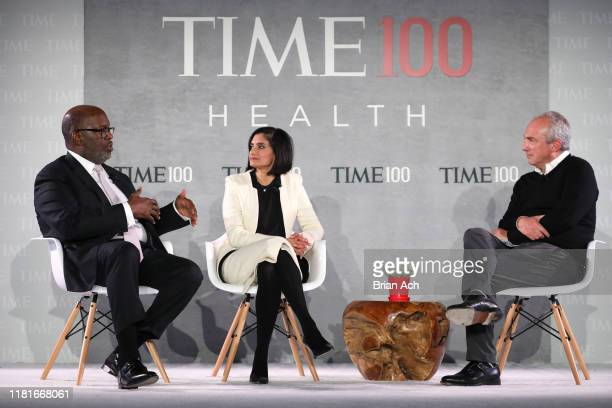 Chairman CEO at Kaiser Permanente Bernard J Tyson Administrator at Centers for Medicare Medicaid Seema Verma and TIME 100 Health Summit CoChair Dr...