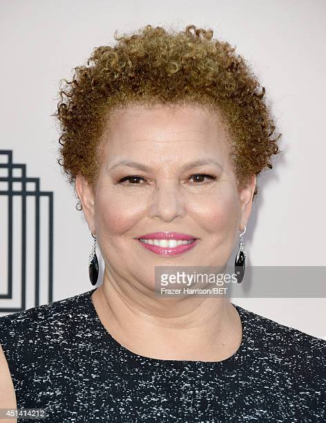 Chairman CEO Debra L Lee attends the BET AWARDS '14 Debra Lee's PreDinner held at Milk Studios on June 28 2014 in Los Angeles California