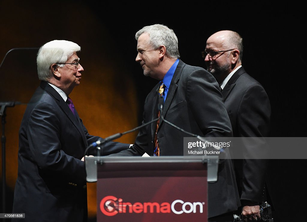 CinemaCon 2015 - The State Of The Industry: Past, Present And Future And Paramount Pictures Presentation