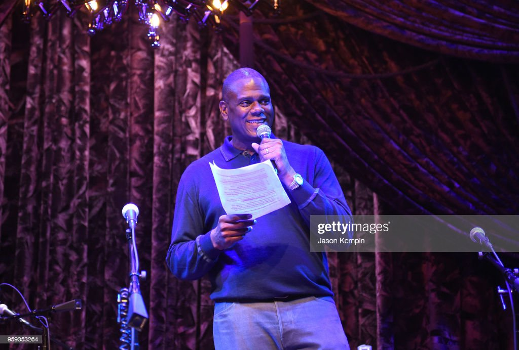 Chairman & CEO of Warner/Chappell Music Jon Platt attends A Songwriters Round Benefiting City Of Hope at Analog at the Hutton Hotel on May 16, 2018 in Nashville, Tennessee.