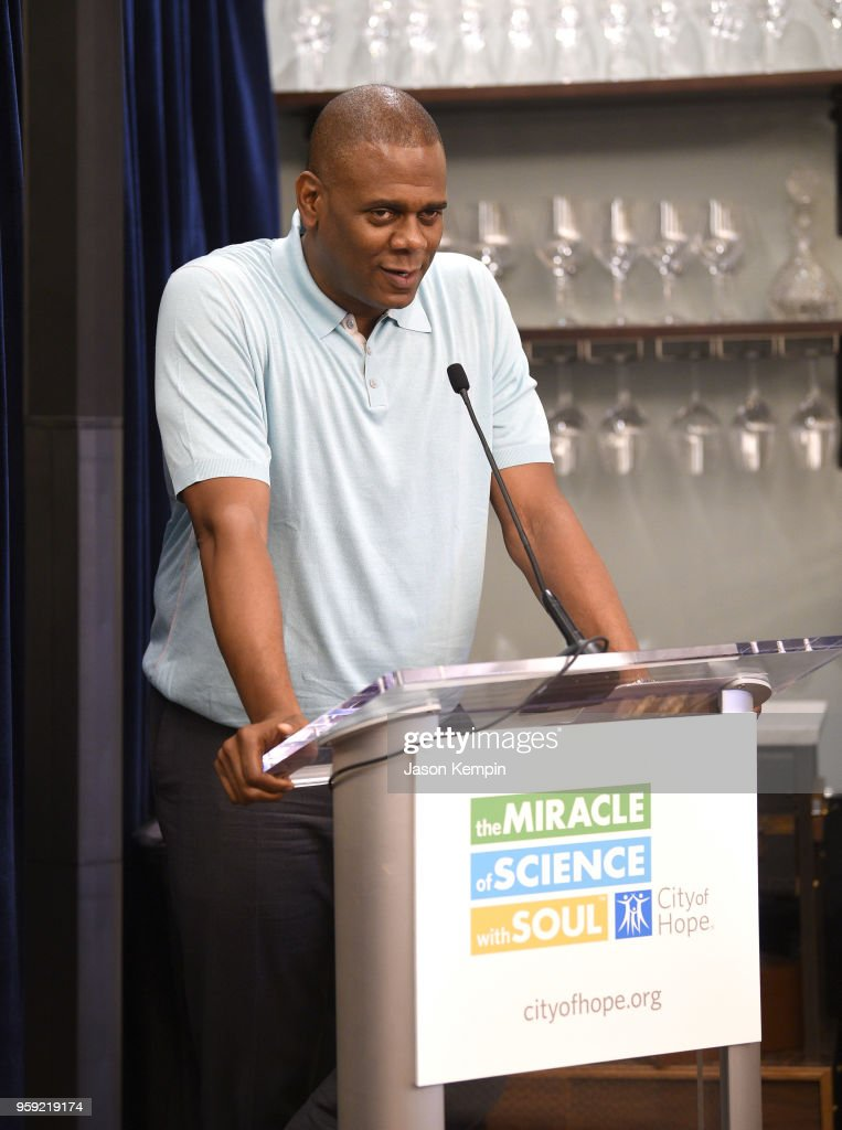 Chairman & CEO of Warner/Chappell Music Jon Platt attends the City Of Hope's 2018 Spirit Of Life Breakfast Kickoff Honoring Jon Platt, Chairman& CEO of Warner/Chappell Music on May 16, 2018 in Nashville, Tennessee.