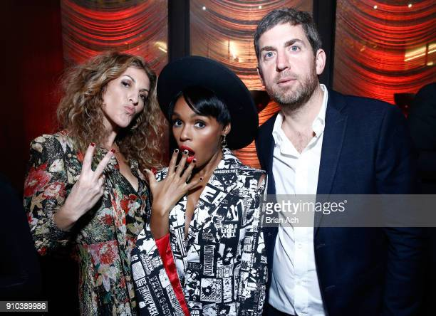 60 Top Warner Music Group Pre Grammy Celebration Pictures