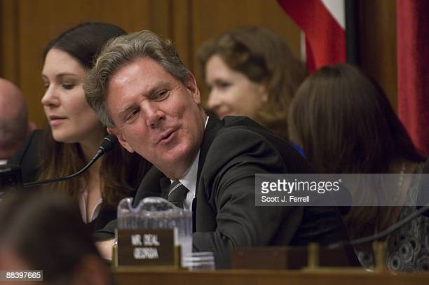 Chairman Frank Pallone Jr DNJ during the House Energy and Commerce Subcommittee on Health markup of a bill to amend the Federal Food Drug and...
