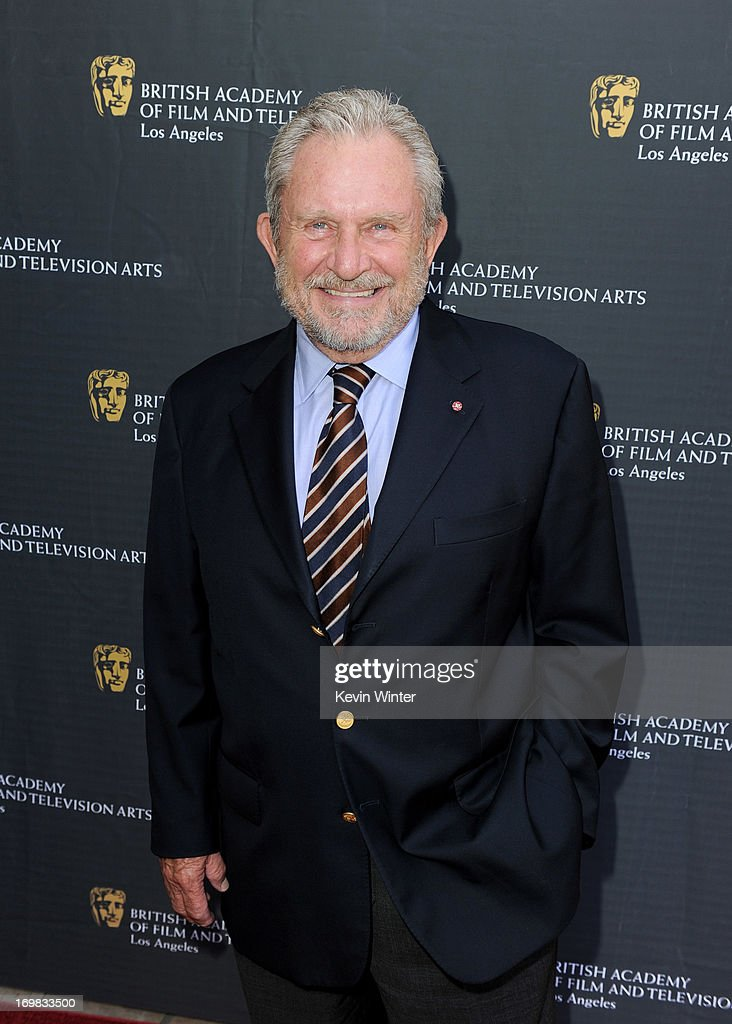 Chairman Gary Dartnall poses at the 26th Annual BAFTA LA Garden Party at the British Consul-General's official residence on June 2, 2013 in Los Angeles, California.