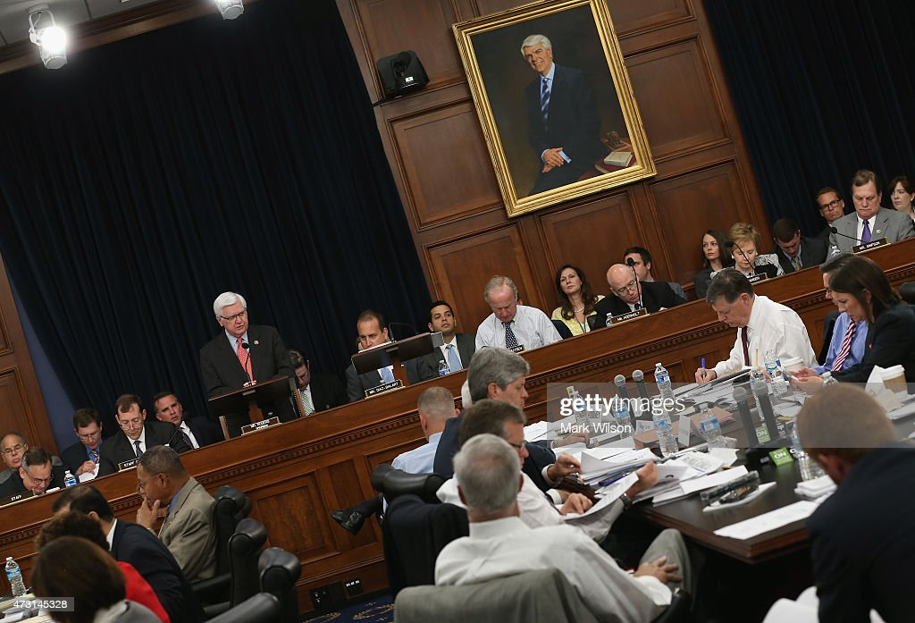 House Committee Holds Markup Hearing For Transportation Funding, Including Amtrak