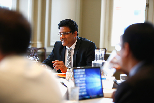 ICC Cricket Committee Meeting : News Photo