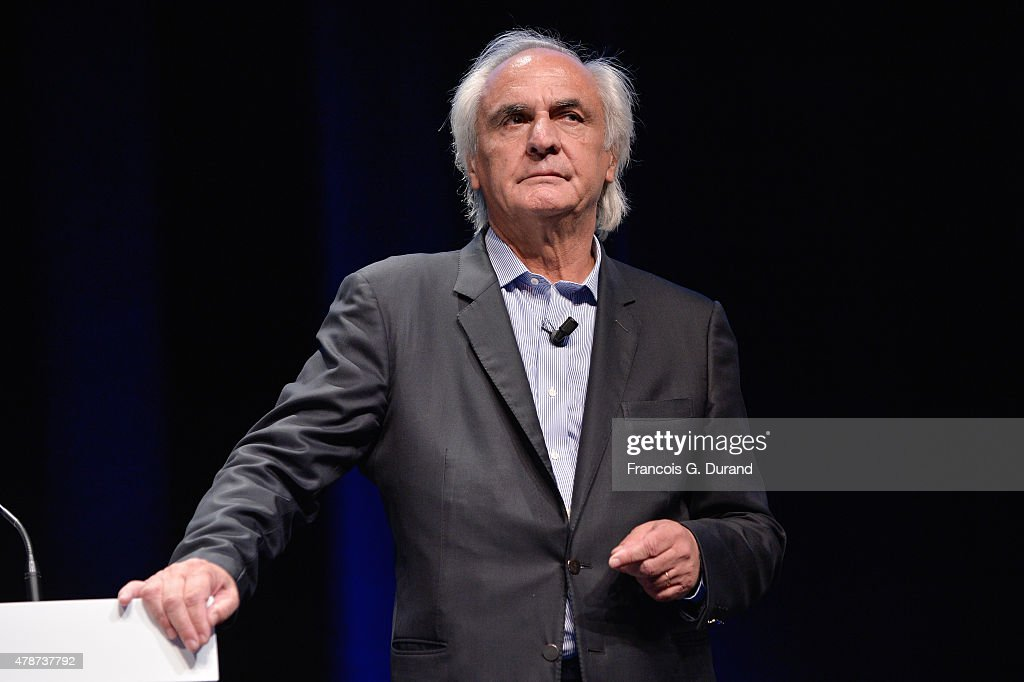 TBWA chairman, Jean-Marie Dru attends the TBWA Worldwide seminar during Cannes Lions International Festival of Creativity on June 27, 2015 in Cannes, France.