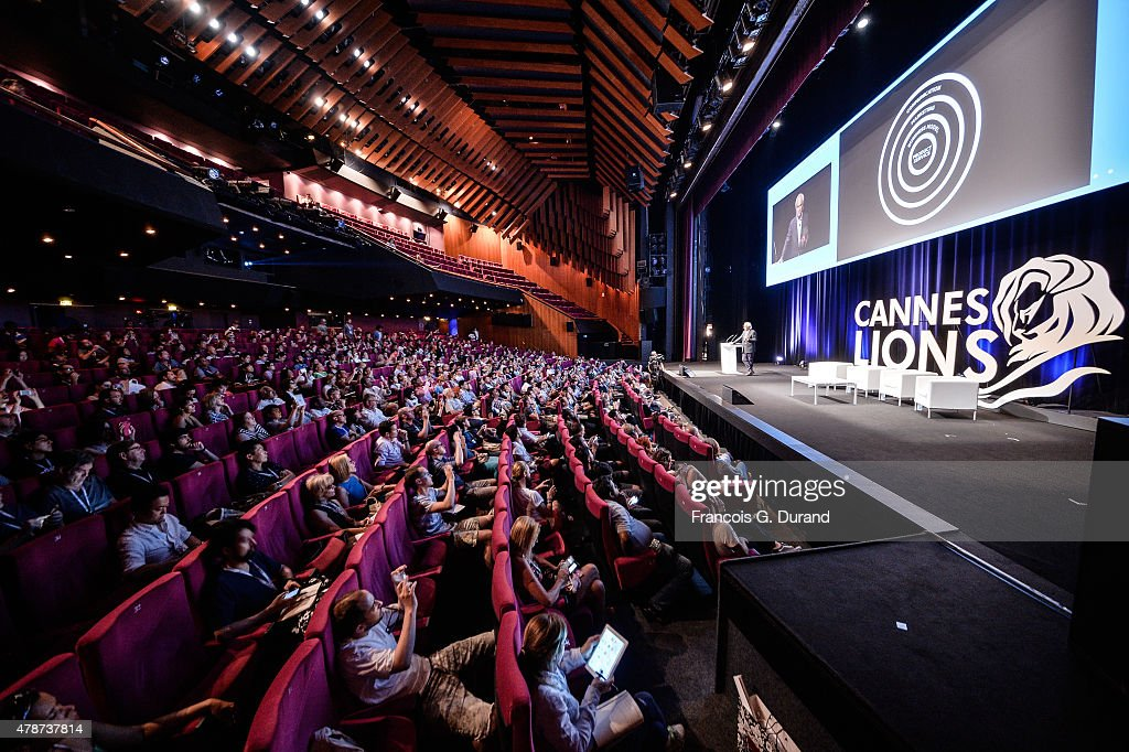 Cannes Lions : Day Seven : News Photo