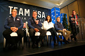 USOC Leadership News Conference