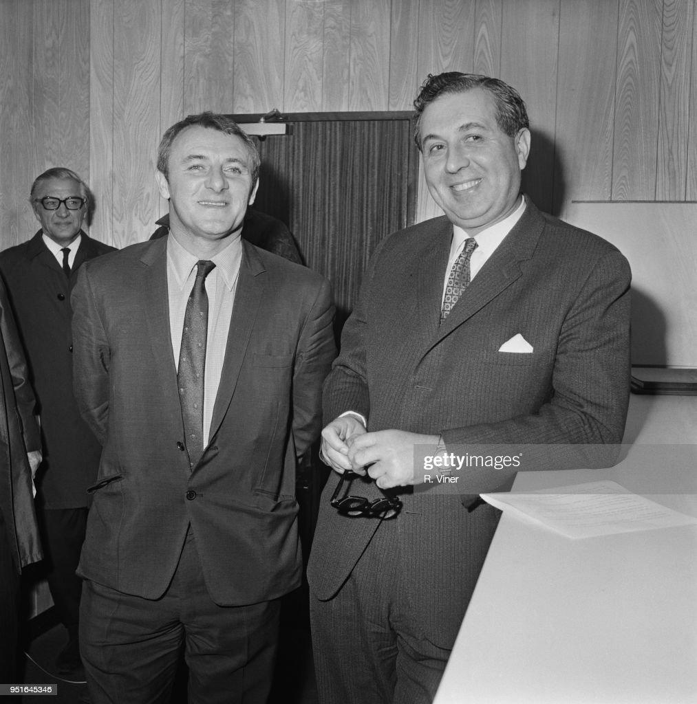 Ellis and Doherty : News Photo