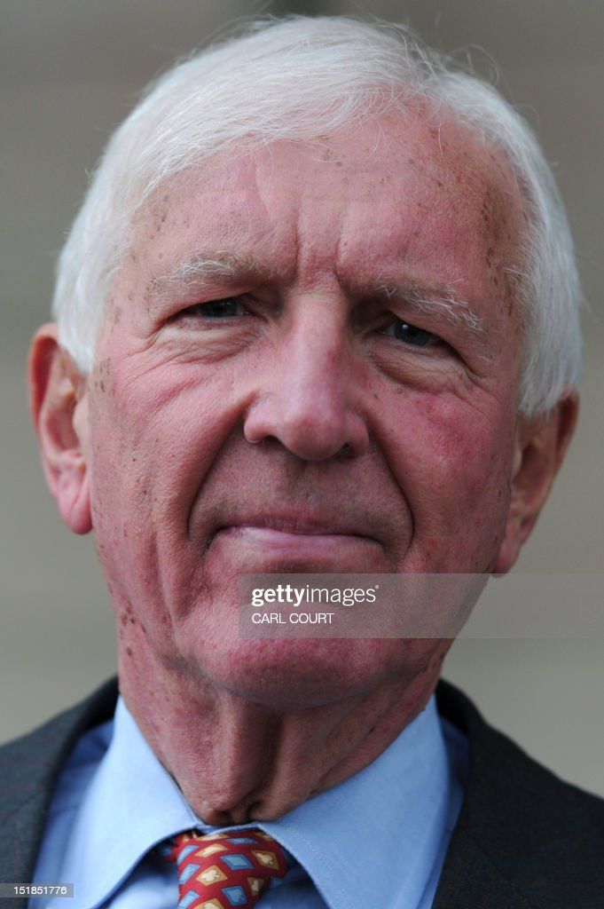 Chairman of Barclays Bank, Sir David Walker, leaves the ...