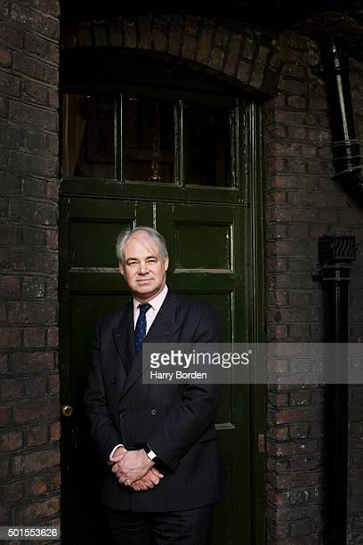 Chairman of Berry Bros Rudd London's oldest wine and spirit merchant Simon Berry is photographed on April 6 2011 in London England