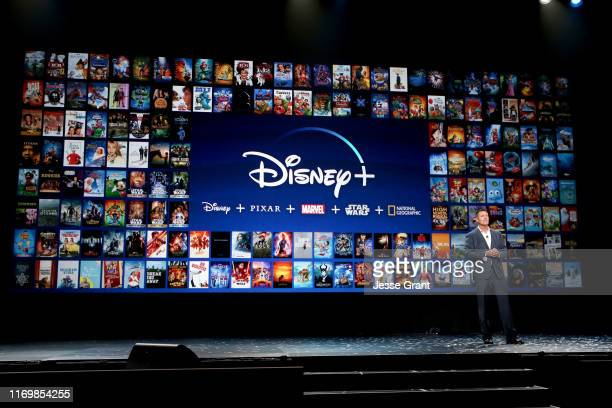 Chairman of DirecttoConsumer International division of The Walt Disney Company Kevin Mayer took part today in the Disney Showcase at Disney's D23...