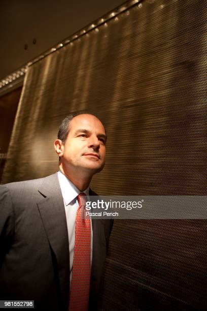 Chairman of Ferragamo USA, Massimo Ferragamo is photographed on November 13, 2008 in New York City.