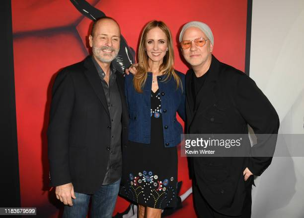 Chairman of FX Network and FX Productions John Landgraf Chairman of Disney Television Studios and ABC Entertainment Dana Walden and Ryan Murphy...