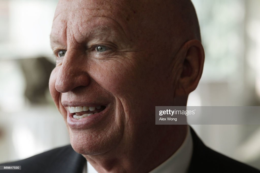 House Ways And Means Chairman Kevin Brady Discusses Tax Reform At Politico
