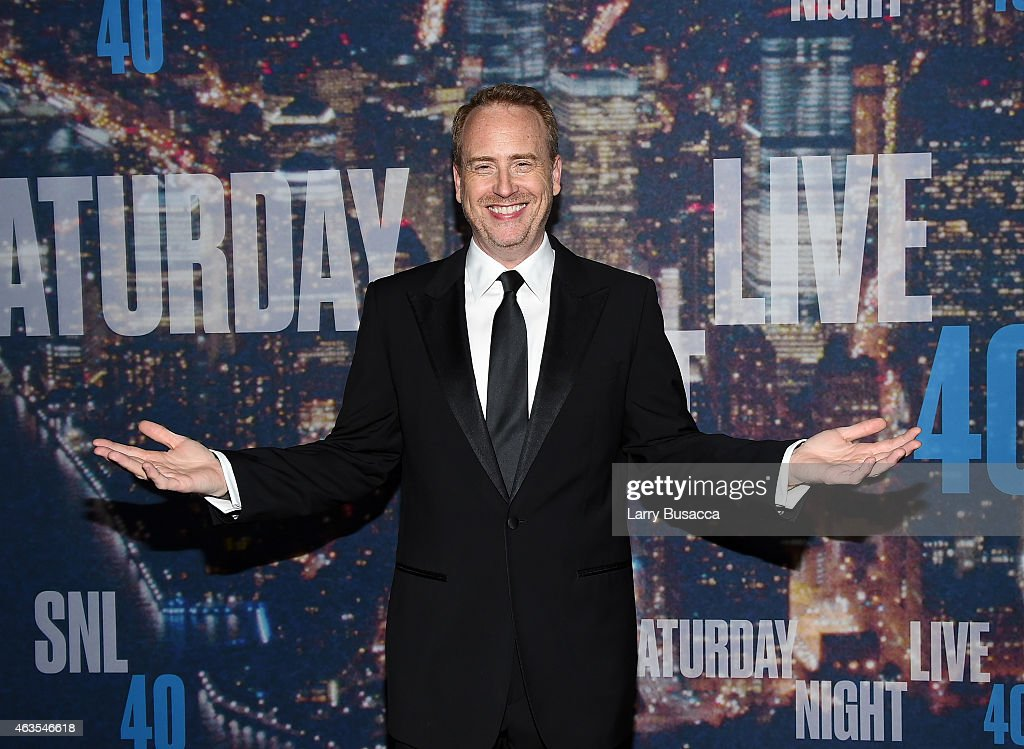 Chairman of NBC Entertainment Robert Greenblatt attends SNL 40th Anniversary Celebration at Rockefeller Plaza on February 15, 2015 in New York City.