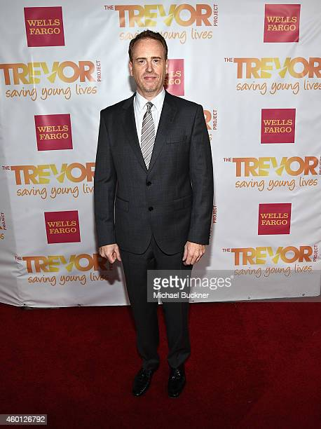 Chairman of NBC Entertainment Robert Greenblatt attends TrevorLIVE LA Honoring Robert Greenblatt Yahoo and Skylar Kergil for The Trevor Project at...