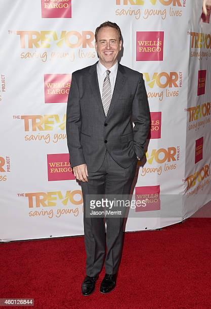 Chairman of NBC Entertainment Robert Greenblatt attends TrevorLIVE LA Honoring Robert Greenblatt Yahoo and Skylar Kergil for The Trevor Project at...