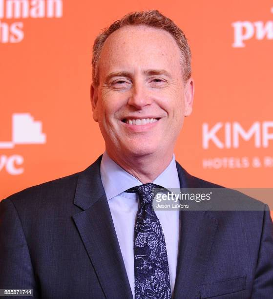 Chairman of NBC Robert Greenblatt attends The Trevor Project's 2017 TrevorLIVE LA at The Beverly Hilton Hotel on December 3 2017 in Beverly Hills...