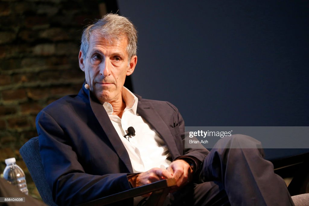 Chairman of Snap Inc. Michael Lynton speaks onstage during the 2017 New Yorker TechFest at Cedar Lake on October 6, 2017 in New York City.