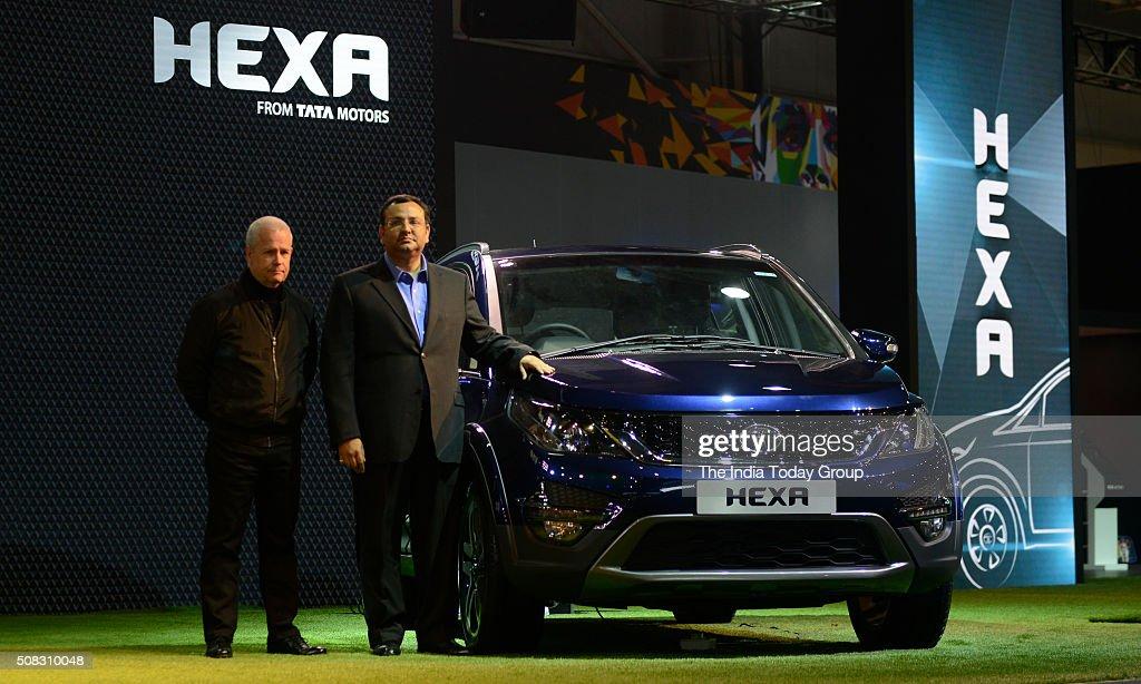 Auto Expo 2016 : News Photo