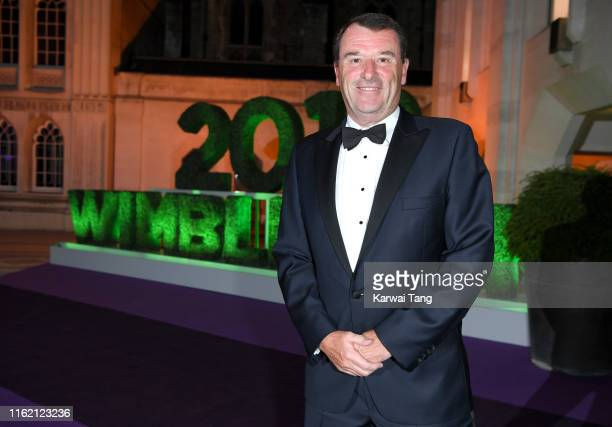 Chairman of the AELTC Philip Brook attends the Wimbledon Champions Dinner at The Guildhall on July 14 2019 in London England