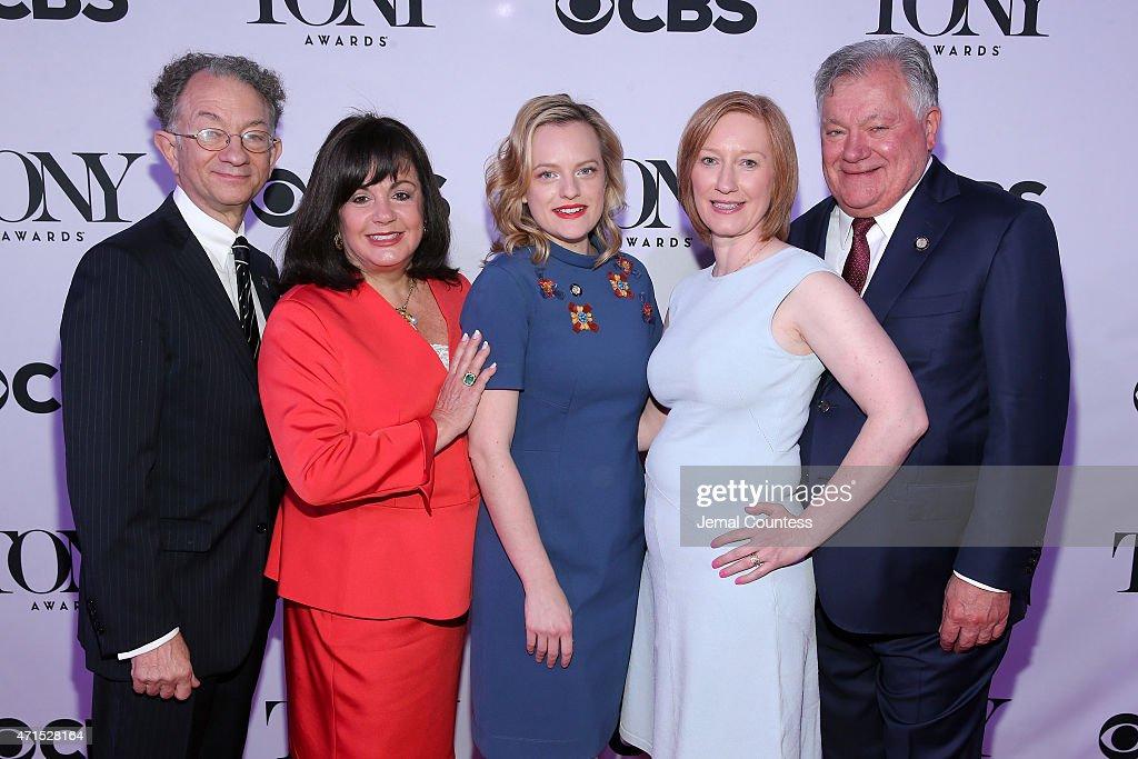 2015 Tony Awards Meet The Nominees Press Reception