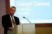 BBC Chairman Gavyn Davies / Westminster Media Forum