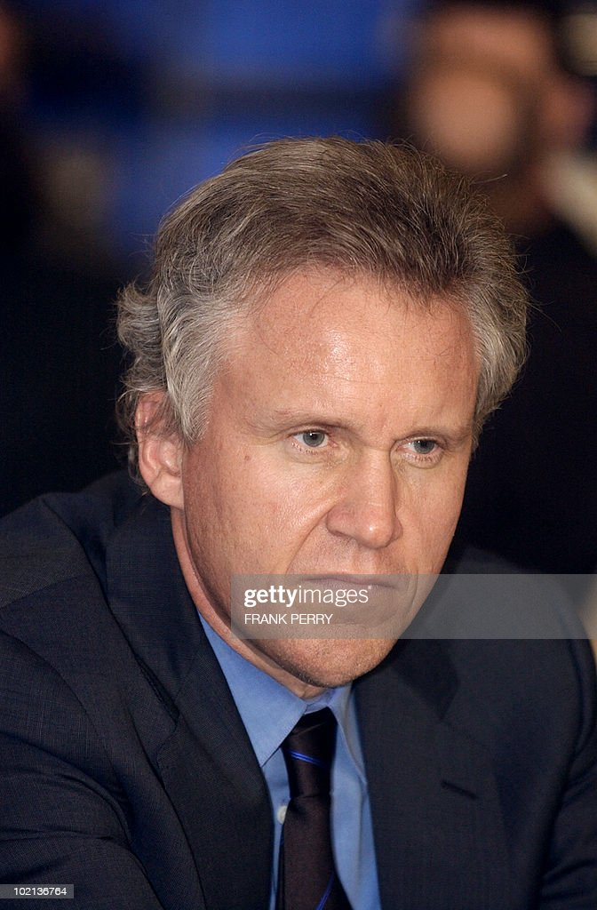 Chairman of the Board and Chief Executive Officer of General Electrics Jeffrey Immelt attends the 3rd World Investment Conference, 01 July 2005 in La Baule. World Investment Conference is a platform to bring business executives, specialists such as regional and national development agencies and representatives of EU member states, the European Commission and the European Parliament to consider the issues involved and contribute to the development of national and EU strategies for the implementation of the Lisbon agenda.