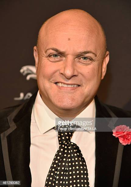 Chairman of the Board Nigel Daly attends the BAFTA Los Angeles Tea Party at The Four Seasons Hotel Los Angeles At Beverly Hills on January 10, 2015...