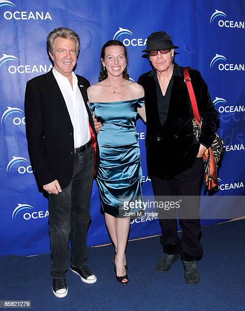 Chairman of the Board Oceana Keith Addis actor Tanna Frederick and director Henry Jaglom attend the 2009 Project Save Our Surf 1st Annual Surfathon...