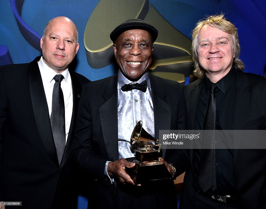 The 58th GRAMMY Awards - GRAMMY Pre-Telecast : News Photo