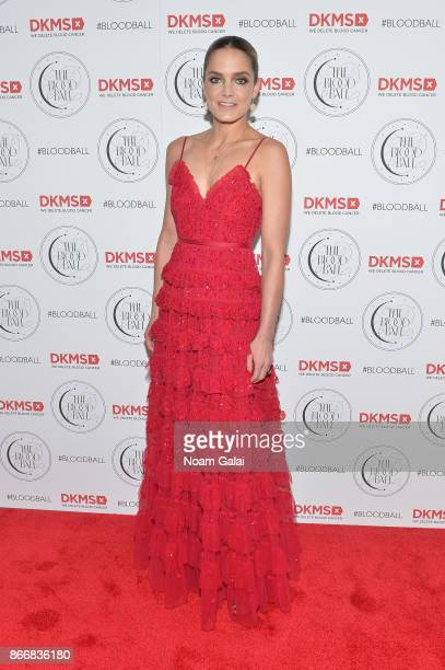 Chairman of the Board US Katharina Harf attends the 2017 DKMS Blood Ball at Spring Place on October 26 2017 in New York City