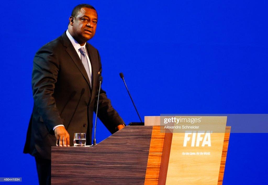 64th  FIFA Congress 2014 - Day 2 : News Photo