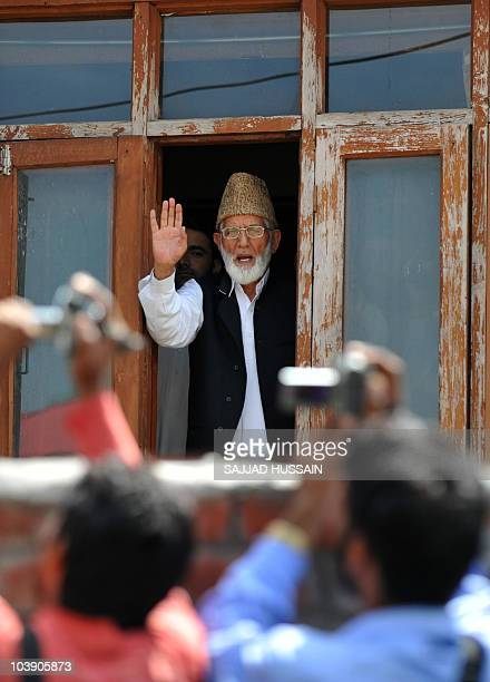 Chairman of the hardline faction of the All Parties Hurriyat Conference , Syed Ali Shah Geelani, who had threatened to intensify agitation in the...