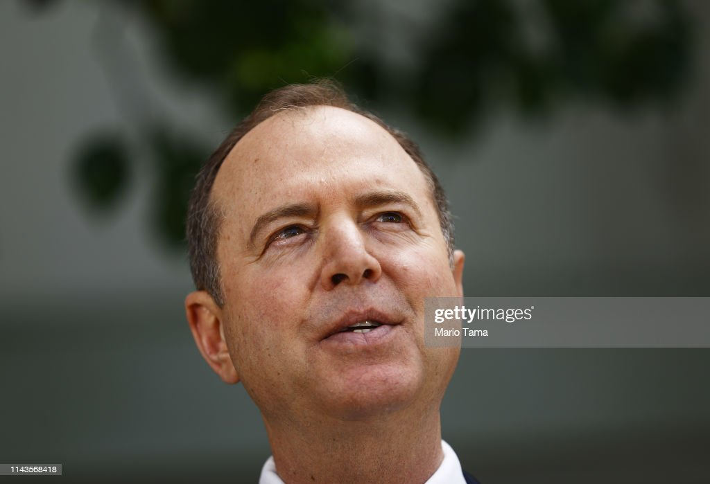 CA: House Intelligence Chair Adam Schiff Holds Press Conference On Mueller Report