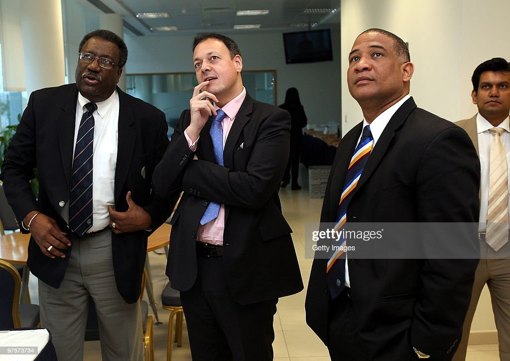ICC Chief Executives Committee Meeting
