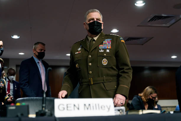 DC: Top Defense Officials Testify Before Senate Armed Services Committee On Afghanistan And Counterterrorism
