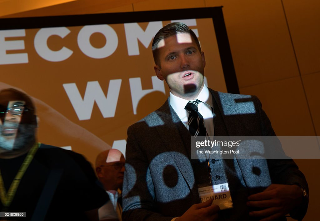 Alt Right Group Holds Annual Conference In Washington, DC : News Photo