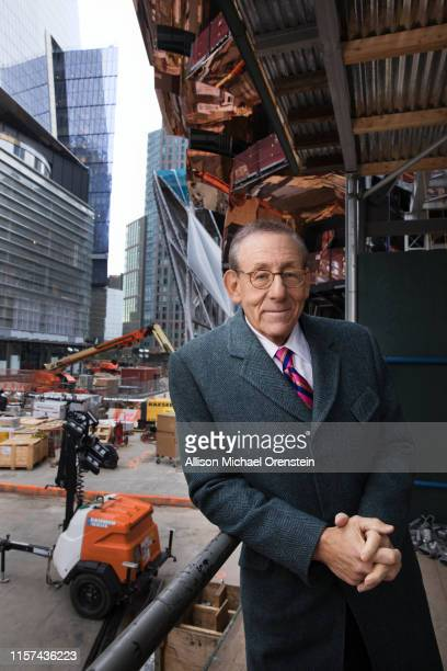Chairman of The Related Companies Stephen M Ross is photographed for Town Country Magazine on December 2 2017 in New York City PUBLISHED IMAGE