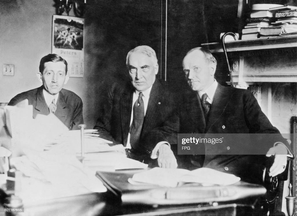 Republican Triumvirate : ニュース写真