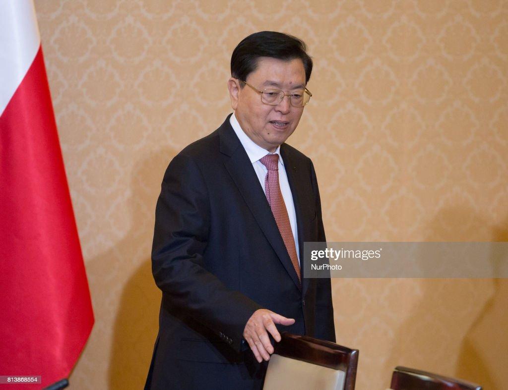 China-Poland diplomacy