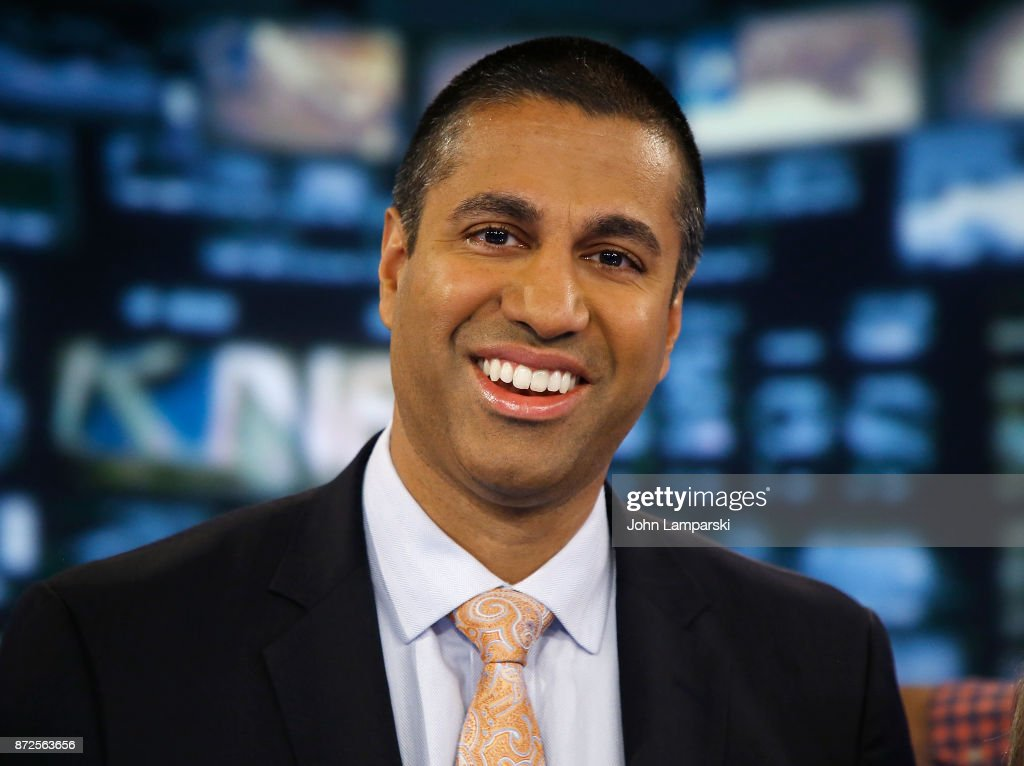 Ajit Pai Visits Fox Business Network