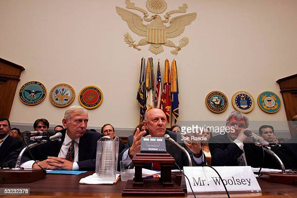 Chairman of the US China Economic and Security Review Commission Richard D'Amato Vice President of Allen Booz Hamilton and former Central...