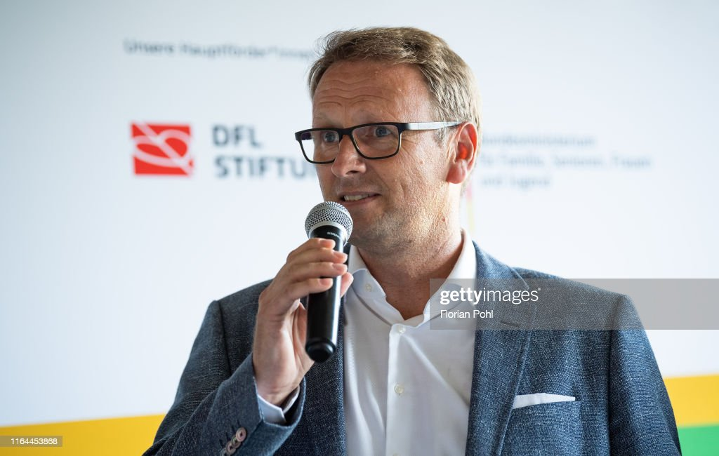 Chairman Ot The Dfl Foundation Stefan Kiefer During The 10 Years News Photo Getty Images