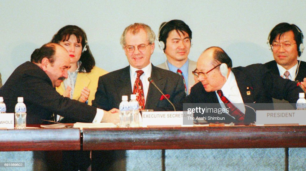 20 years ago on 11 December 1997 the Kyoto Protocl was signed, committing countries to reduce greenhouse gas emissions